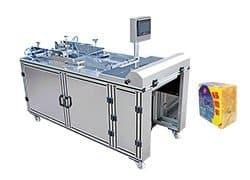 Semi Automatic Overwrapping Machine