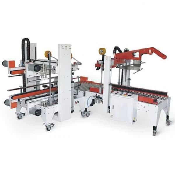 Corner Flap Carton Sealing Machine