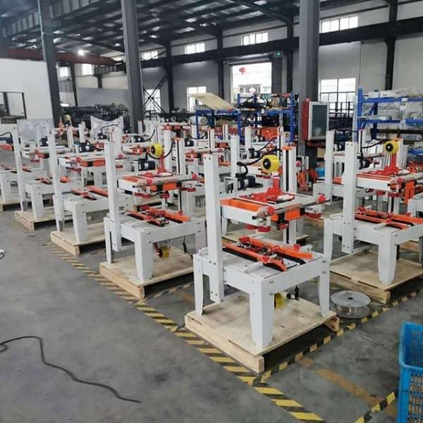 carton sealer workshop