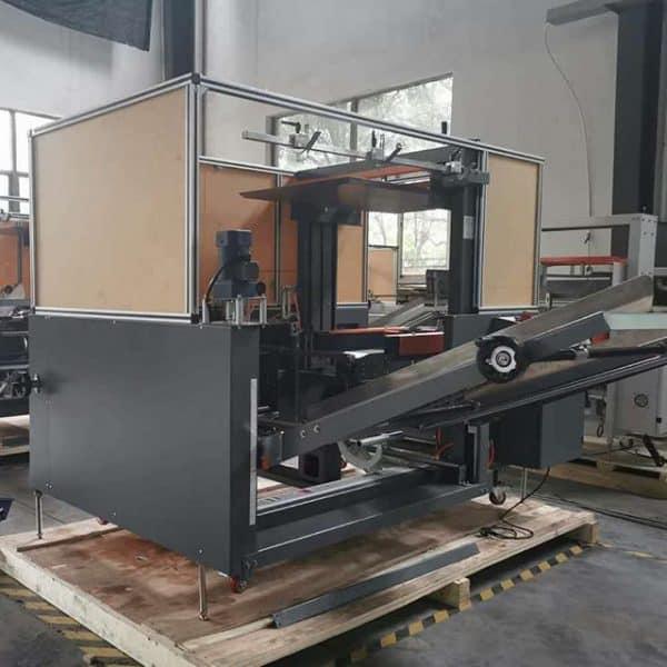 carton erector workshop