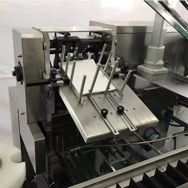 Cartoning Machine Detail