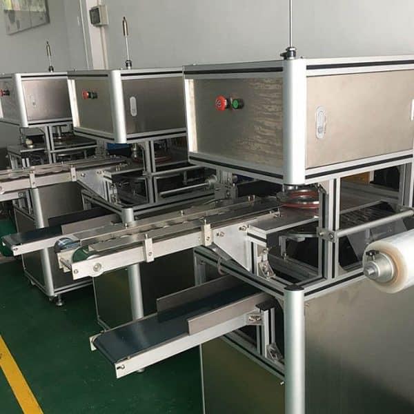 soap packaging machine workshop